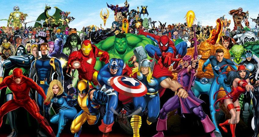 Superhjältebutiken